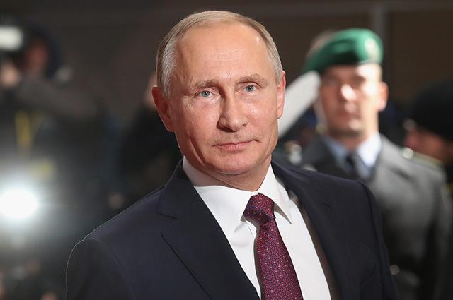 Российские военные учения «Восток-2018»