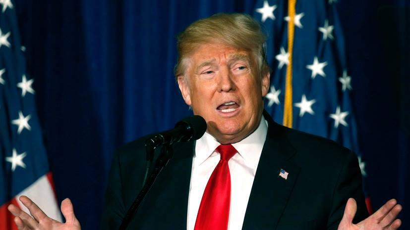 """""""Проблемы"""" Трампа и Его Электорат"""