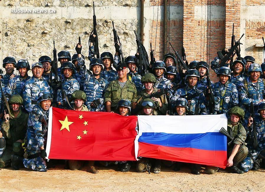 Военного Союза России и Китая НЕ Будет