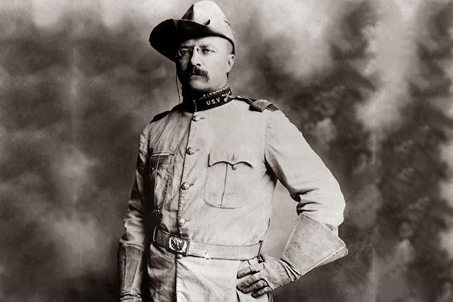 Теодор Рузвельт – Президент и Путешественник