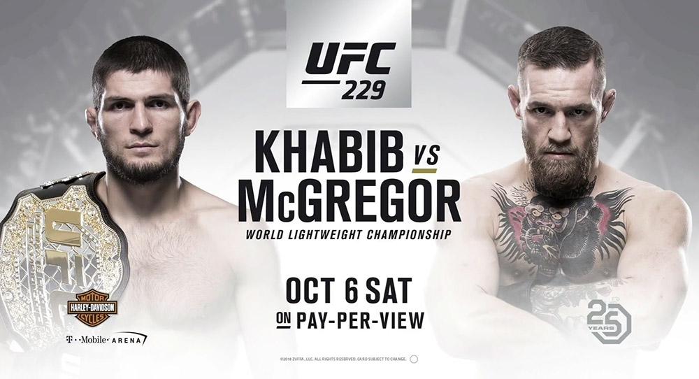 Хабиб vs. Макгрегор – Больше, чем Бой