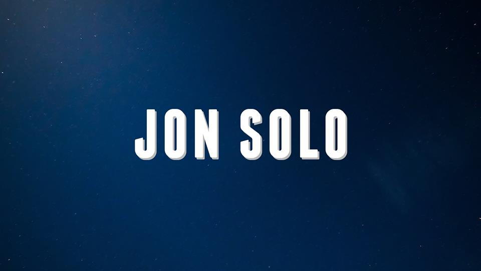Jon Solo с его Messed Up Origins