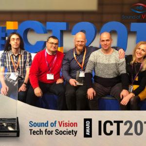 Проект Sound of Vision
