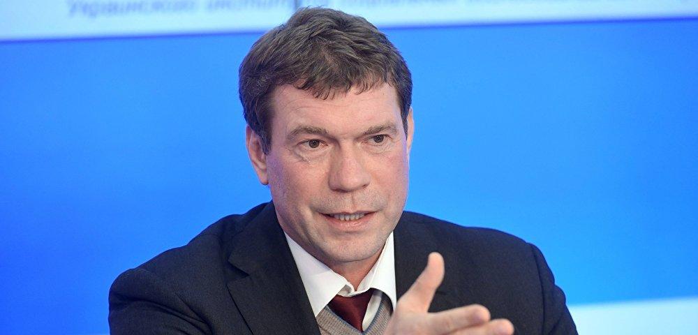 Олег Царёв: «Украинский народ действительно выбирает своего президента».