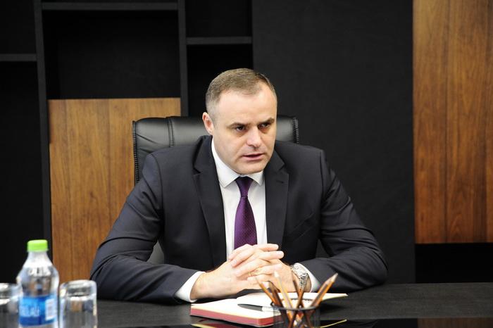 Вадим Чебан: «В зимнее время тариф останется прежним, и это – огромный труд команды АО «Молдовагаз»