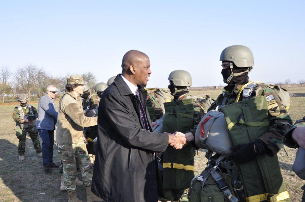 Поддерживаем мир в регионе