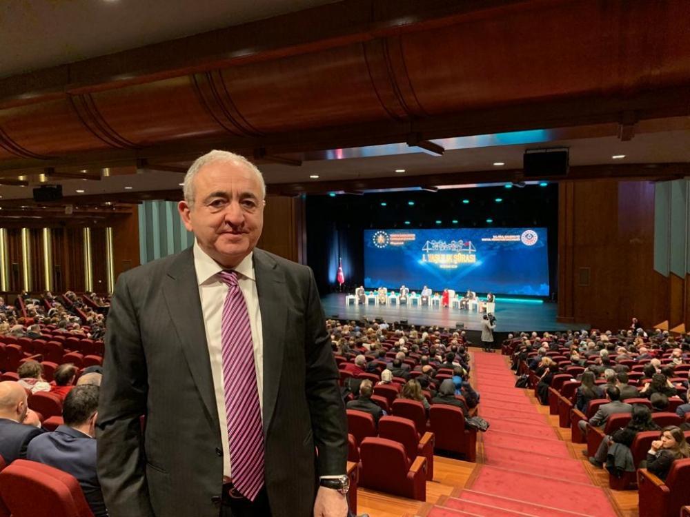 """Асаф Гаджиев: """"ПАЧЭС – важное звено в мировой политике"""""""