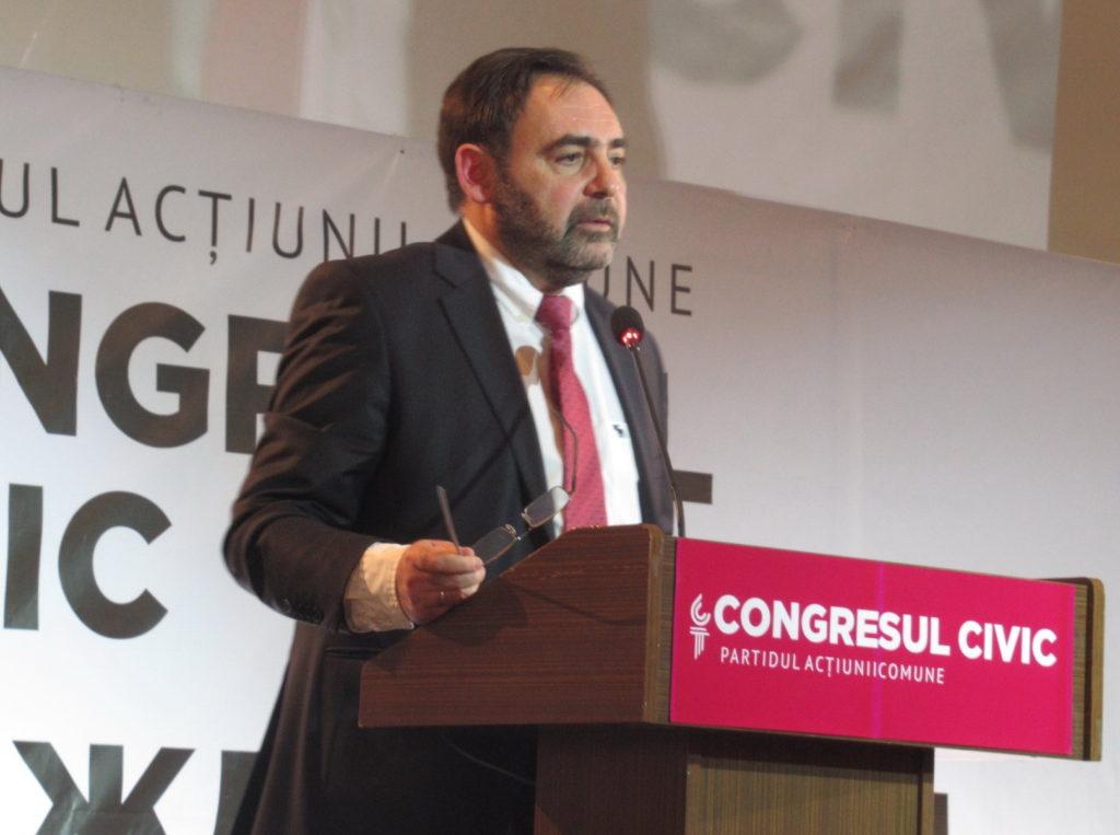 Марк Ткачук: «Важно начинать строить иные планы – новые и совместные»
