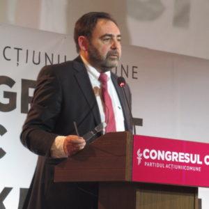Марк Ткачук: «Важно начинать строить иные планы - новые и совместные»