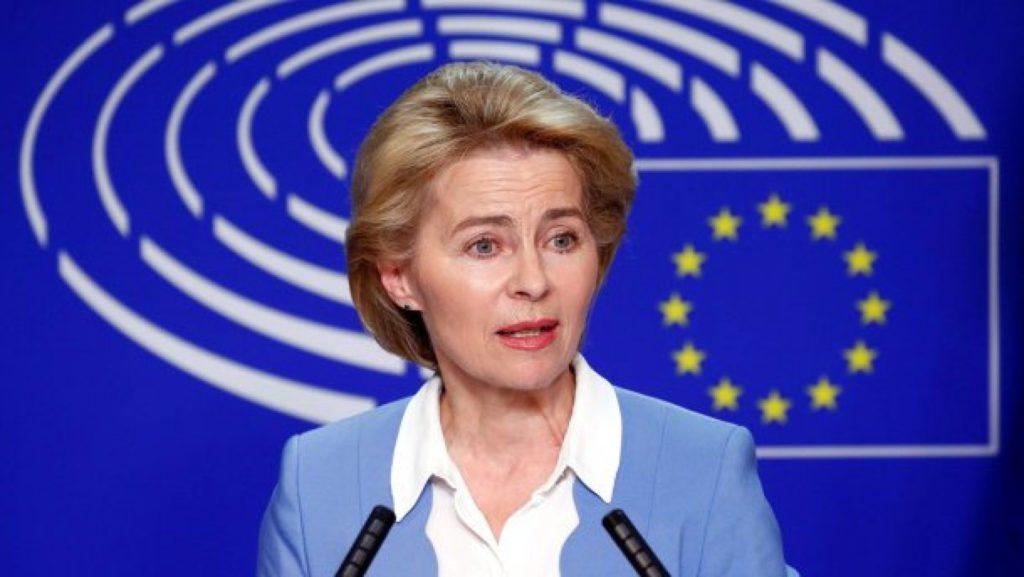 ЕС – на переднем крае