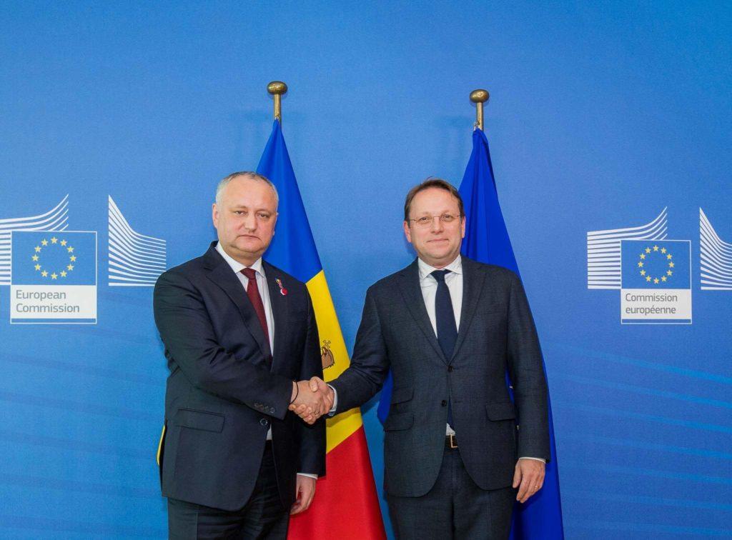Коронавирус: Европейский Союз поддерживает Республику Молдова