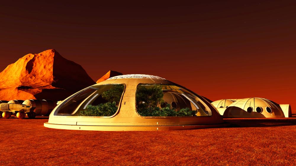 Из карантина – на Марс!