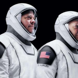 Новые космические костюмы от SpaceX