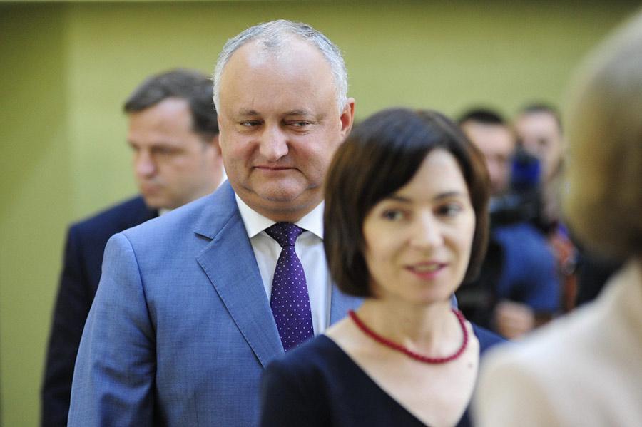 Выборы в Молдове: кандидатский плейлист